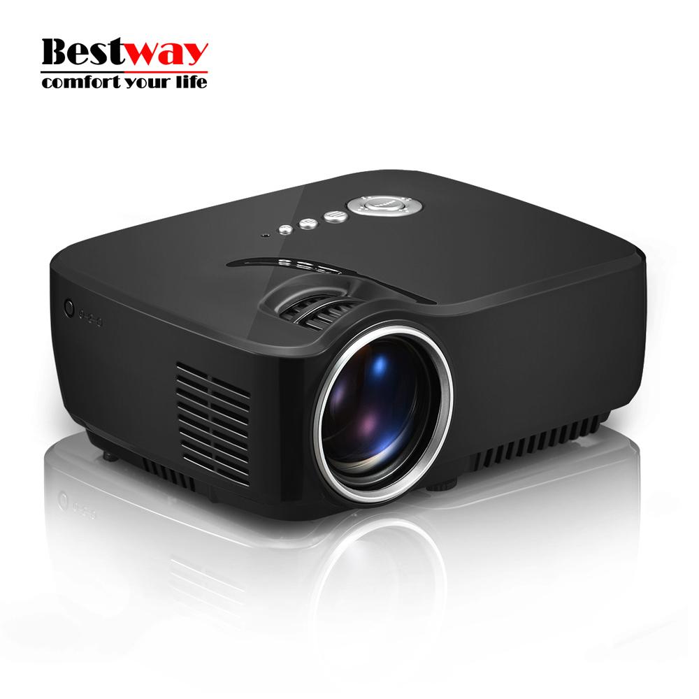 Compra mini proyector de china online al por mayor de - Proyector cine en casa ...