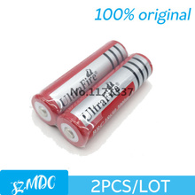 10x 3.7V 18650 Battery 3000mAh UltraFire Rechargeable Battery li-ion rechargeable battery  Free shipping 10pcs/lot
