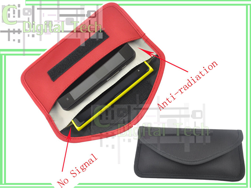 Cell phone jamers - cell phone anti tracking case
