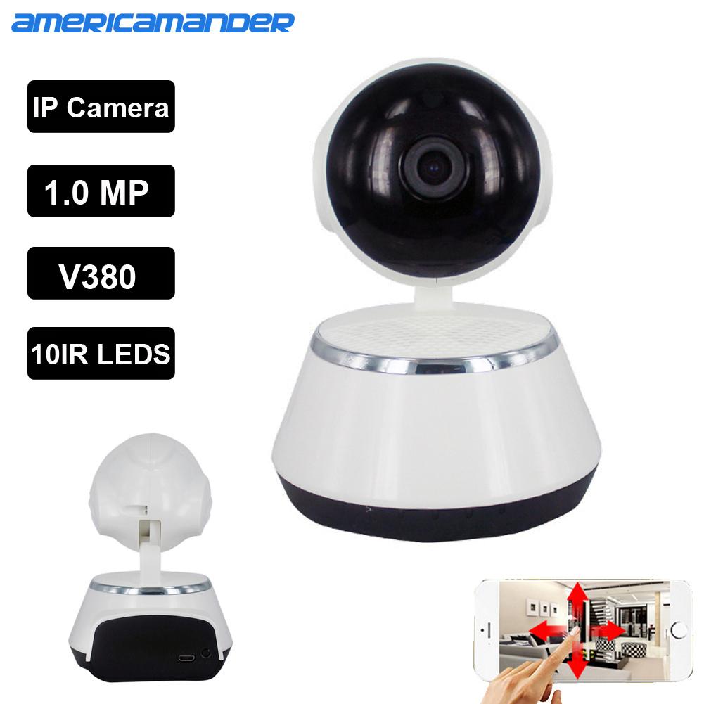 720P WiFi IP Smart Pet Camera wifi p2p MINI Wireless IP CCTV Camera Onvif Video Kamera ir nachtsicht outdoor sicherheit System(China (Mainland))