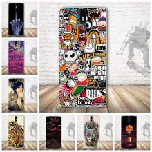 Buy Soft Silicon Case Cover Oneplus One Case Phone Case Silicone thin Cartoon Original Back Cover Fundas One Plus One Case Capa for $1.38 in AliExpress store