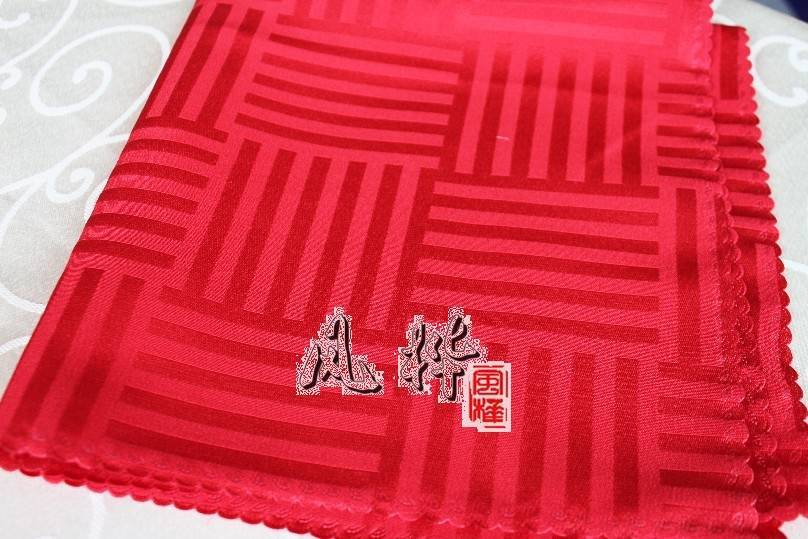 Mouth cloth mouth cloth table napkin quality jacquard mouth cloth mouth cloth customize(China (Mainland))