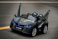 высокое качество детей Электрический автомобиль удаленного baby Электрический автомобиль дети могут принять двойной привод коляски