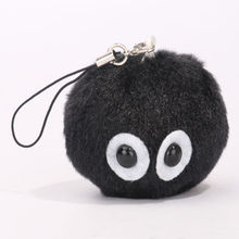 My Neighbor mini Totoro Plush Figures Bag Toy Mini Doll Pedant Japan Anime Free Shipping(China (Mainland))