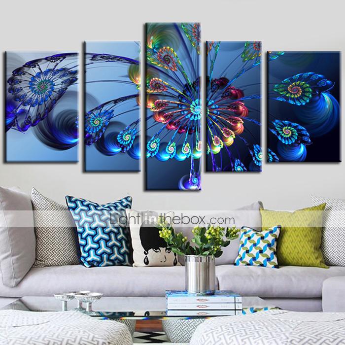 achetez en gros paon art design en ligne des grossistes paon art design chinois aliexpress. Black Bedroom Furniture Sets. Home Design Ideas