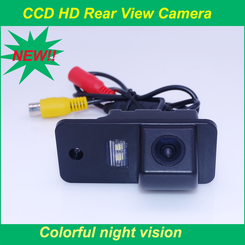 Available from stock HD CCD Car rear reverse Camera for AUDI A6L Auto Backup Reversing kit(China (Mainland))