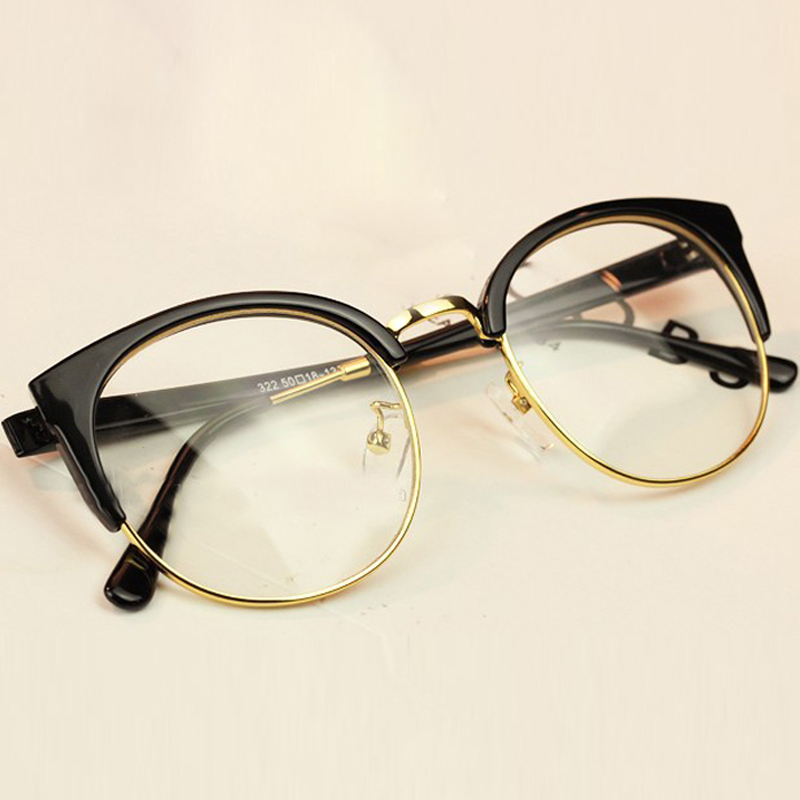 Eyeglasses Frame Latest Style : 2016 New Fashion Women Glasses Eyeglasses Frames Myopia ...