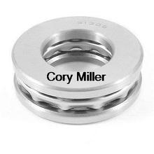 Silver Tone 51309 Magnetic Axial Thrust Ball Bearing 85mm x 45mm x 28mm(China (Mainland))