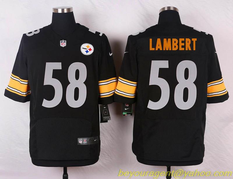 Elite 66 David Decastro Pittsburgh Steelers Jerseys