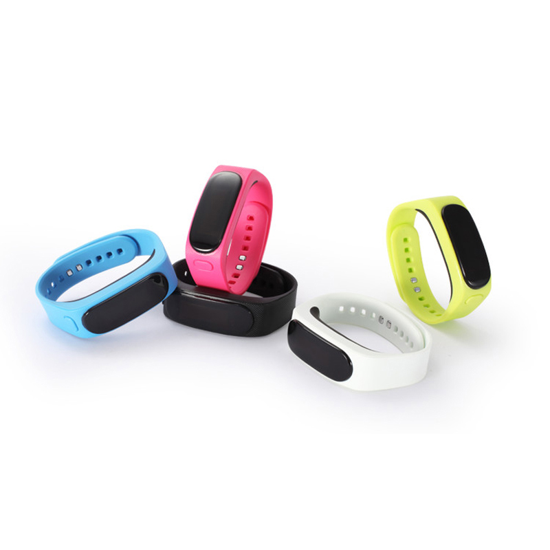 Smart Wristband with Bluetooth4.0 Music Earphone Mate TalkBand Headset Smart Bracelet Fitness fitbits for IOS/Android Smartphone<br><br>Aliexpress