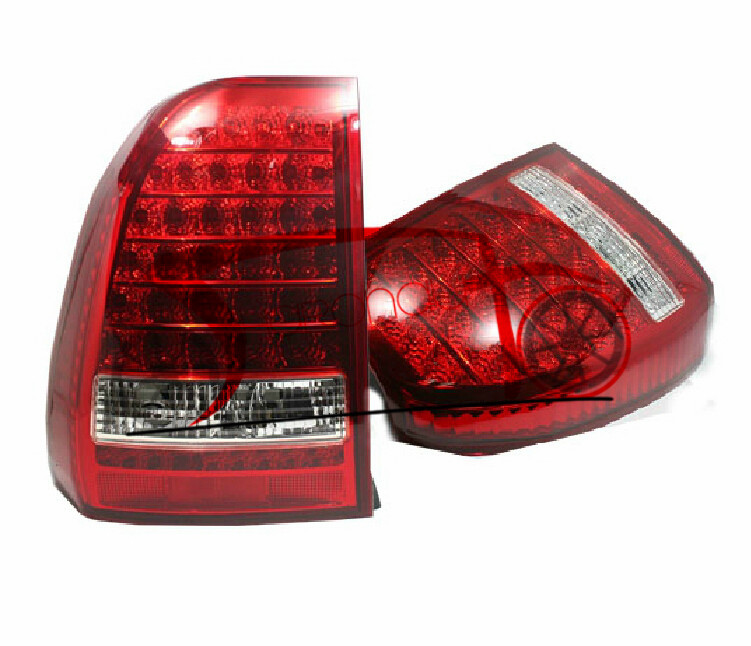 LED Tail Lights For Kia Sportage 2009-2013 LED Tail lamp Plug And Play installtion<br><br>Aliexpress