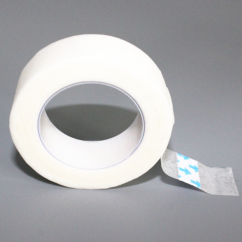 10 Rolls/lot Micro Non-woven Paper Medical Tape for Professional Eyelash Extension tools Wholesales(China (Mainland))