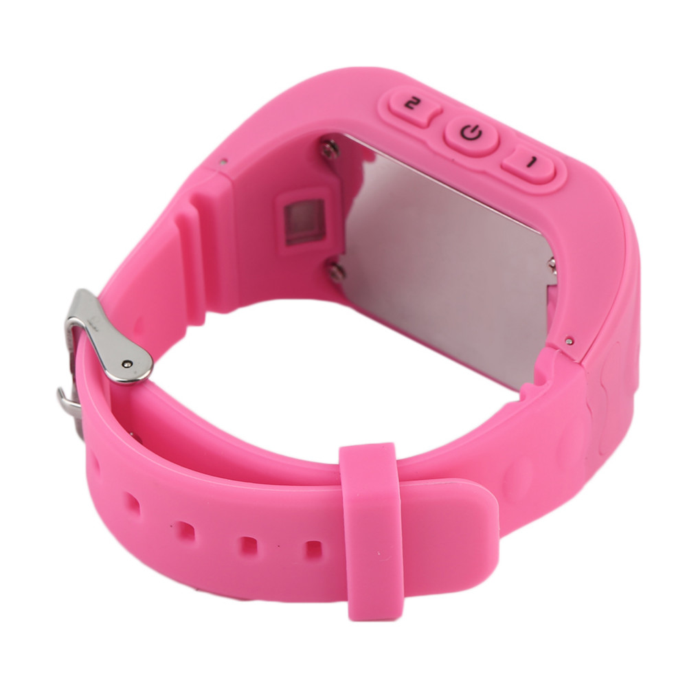 image for 2017 Newest Anti Lost Children Kid  Smart Watch GPS Position Rubber Ba