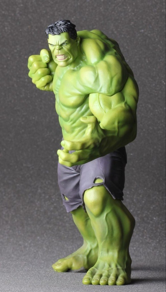 24CM Avengers Hulk baseluminous Doll Car Home Interior PVC Action Figure Super Hero Model Collection Toy Gifts - 20144you store