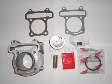 High Performance GY6 100cc Big Bore Cylinder Kit For 139QMA/B 50 80cc Engine Chinese QJ Keeway Scooter Honda Motorcycle Part