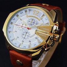 2016 Style Fashion Watches Man Luxury Brand CURREN Watches Men Men's waterproof Watch Retro Quartz Relogio Masculion For Gift