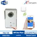 ACTOP Wifi602 Wifi Video Door Bell Wireless Door Interfone Phone Unlock Door Remotely By Smart Phones