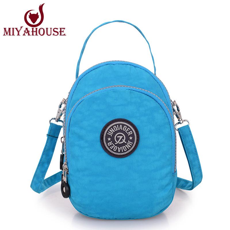 nylon hand bags