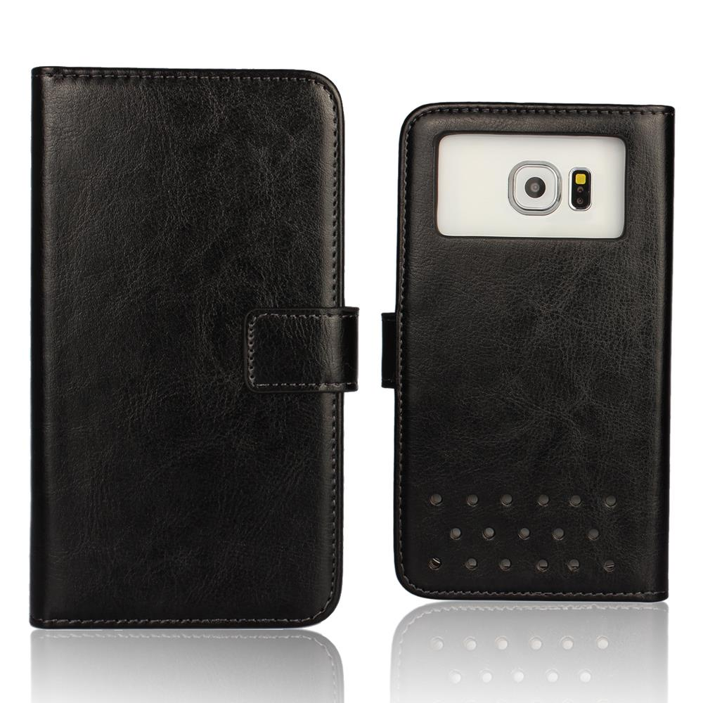 Retro Crazy Horse Skins PU Leather Case For Samsung Galaxy S6 G9200 Simple Fashion Flip Phone Cover S6(China (Mainland))