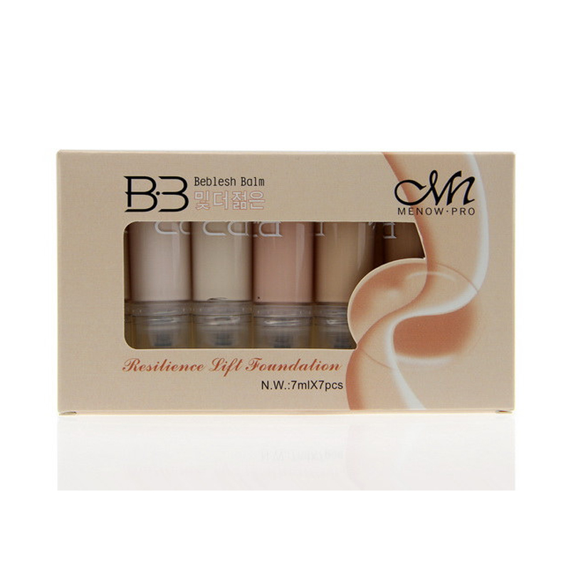 Professional 7 Color Brand font b Makeup b font Studio Face Body Foundation Liquid Real Concealer