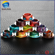 Buy Sailing Vape New Epoxy Resin Drip Tips VGOD Mechanical Pro Style ecigarette 10pcs Wholesale for $36.99 in AliExpress store