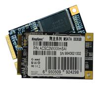 Kingspec mini PC internal msata SSD 16GB SATA3 III MLC Flash small storage module msata Solid State Disk for Tablet/notebook