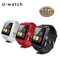 Fashionable Design Bluetooth Smartwatch U8 With Passometer Function Touch Screen Answer And Dial The Phone Handsfree