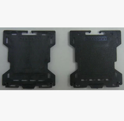 500x Motherboard socket 775 CPU Protector Cover for FOXCONN new(China (Mainland))