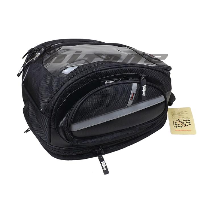 Tanked racing helmet bag moto bags motorcycle bags saddle bolsa motocicleta motorcycle tank top case backpack alforjas(China (Mainland))