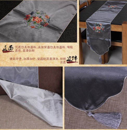 wholesale-BRAND-NEW-TOP-Noble-CHINESE-Handmade-EMBROIDERED-SILK-TABLE-RUNNER-BED-FLAG(1)