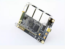 FREE SHIPPING The router SOM9331 openwrt AR9331 wifi module Low power consumption 10+ GPIO(China (Mainland))