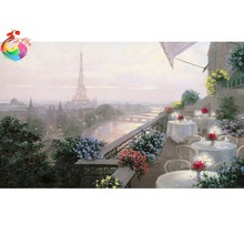 diamond painting landscape scenic 3d art rhinestones Picture diy mosaic embroidery sale 5d - Diy Decoration store