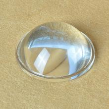Buy Diameter 66mm Glass LED Lens Optical Convex Glass Lens High Power LED Plano Convex Lens Lamp Light for $7.11 in AliExpress store