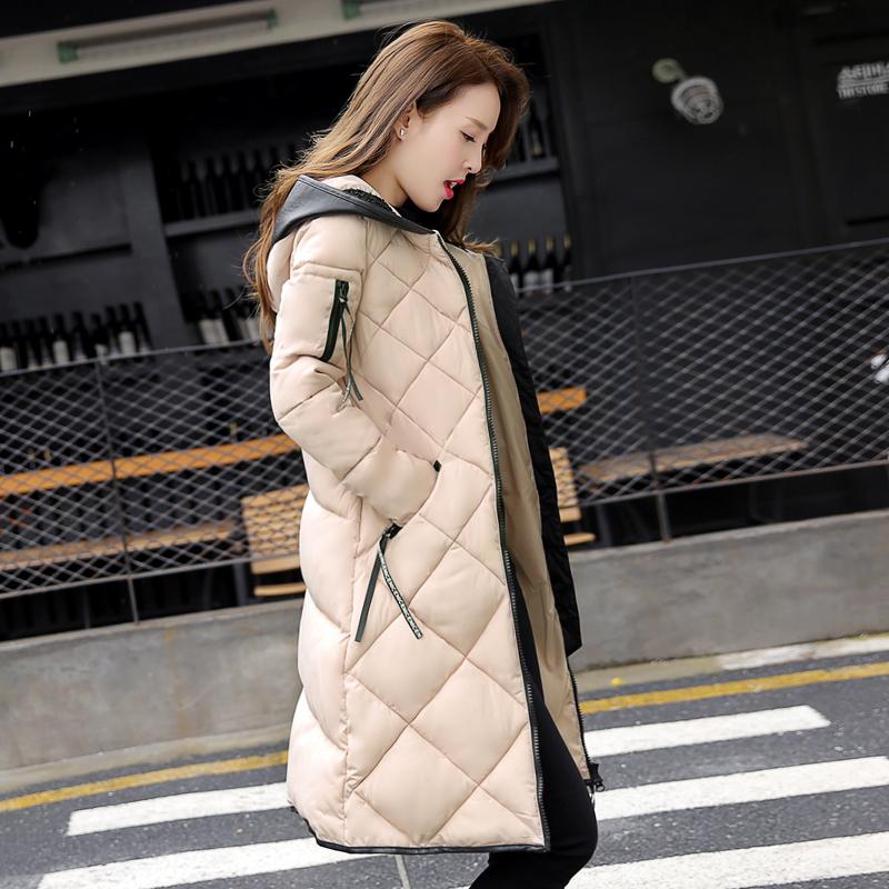 New autumn jacket women winter coat women warm outwear Thin Padded cotton Jacket coat Womens Clothing High Quality(China (Mainland))