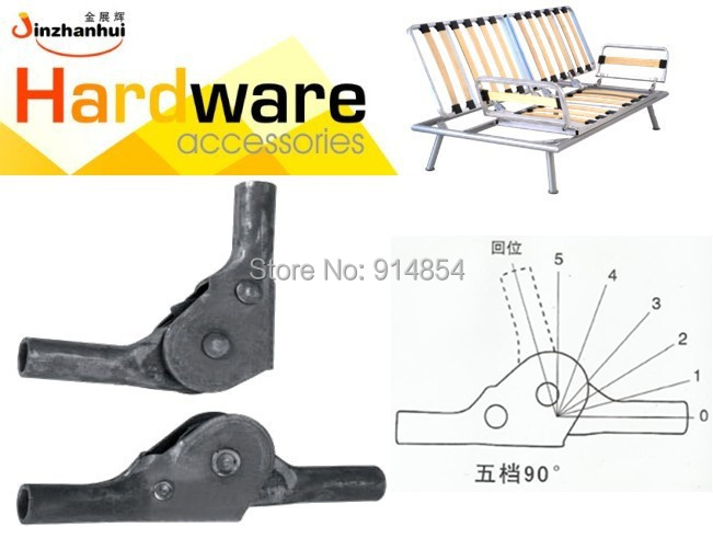 Folding Sofa Hinge Joints JZH-A06<br><br>Aliexpress
