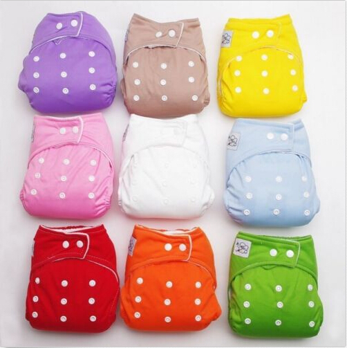 Soft Cotton washable Nappy changing mat Baby Nappy bags cloth diapers inserts Reusable diapers changing pad Liners Cloth Inserts