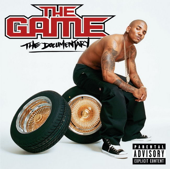 "040 The Game - Jayceon Terrell Taylor Rapper Actor Music 24""x24"" Poster TG241(China (Mainland))"