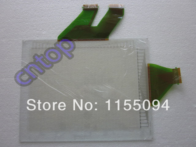 New Touch screen glass panel for NT631C-ST151-EV2 NT631C-ST151-EV2S NT631C-ST151-V2 repair