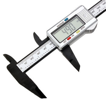 DIU# High Quality 6'' 0-150mm Digital Vernier Caliper Micrometer Accurately Measuring Stainless Steel Free Shipping