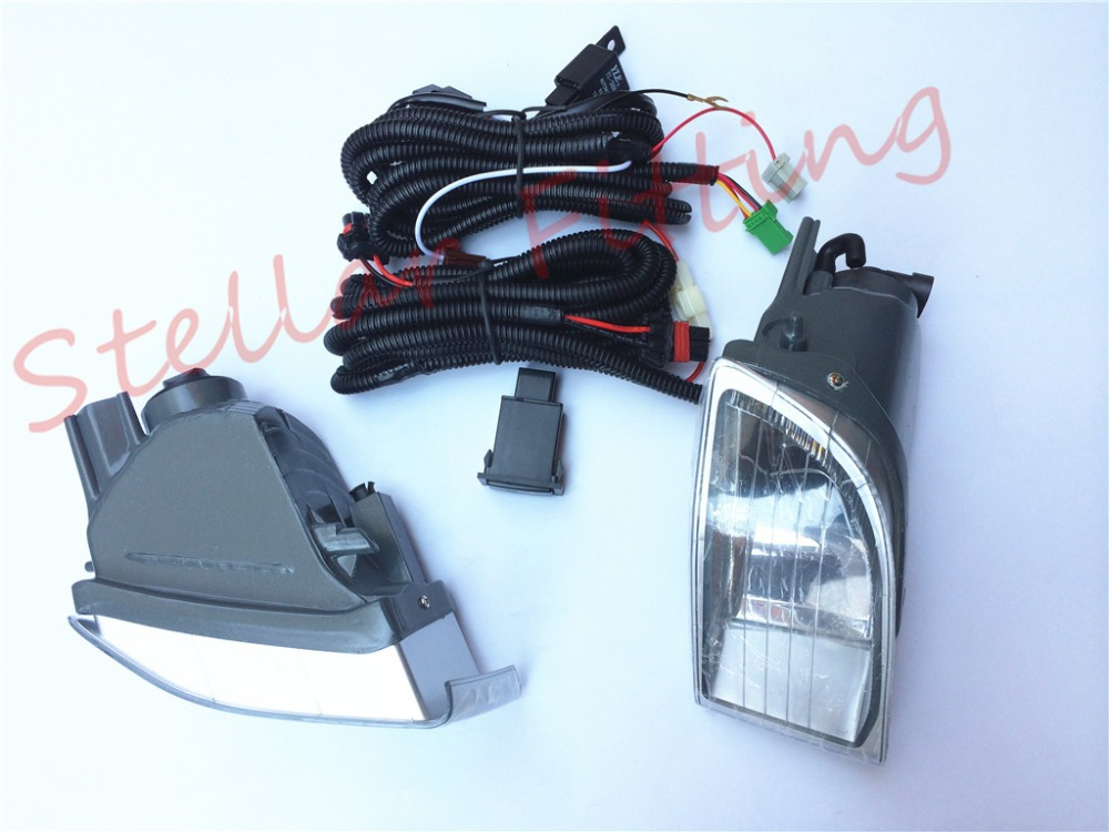 buy halogen fog lights lamp set toyota daihatsu xenia 2008