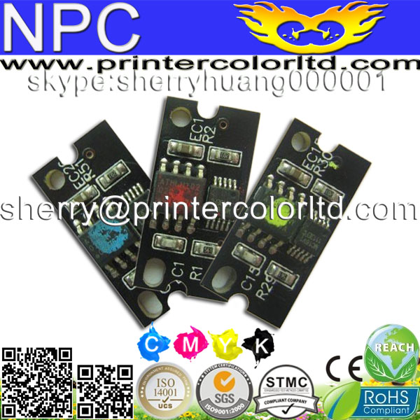 Free shipping by Chinapost! compatible color Toner chip for Konica Minota magicolor 4750 4790 4795--10sets/Lot(China (Mainland))