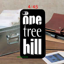 Printting Letter One Tree Hill Durable Black Plastic Case iPhone 5c 5s 5 4s 4 i6 plus Protective Cell Phone Cover - 1989Mouse pad in store