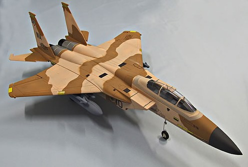 RC Jet airplane F15 Freewing blue camo or desert camo KIT without any electrics(China (Mainland))