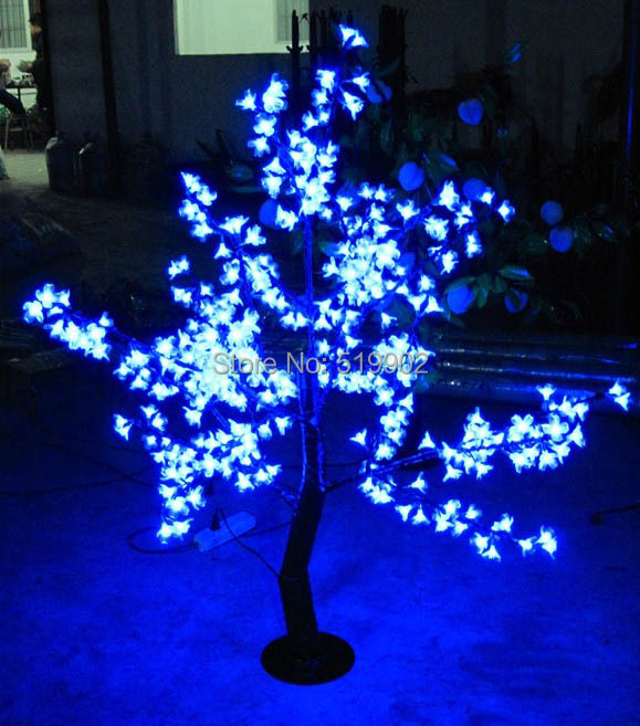 High Quality Led Cherry Blossom Tree Lights Outdoor Landscape Lamp Wedding Fr