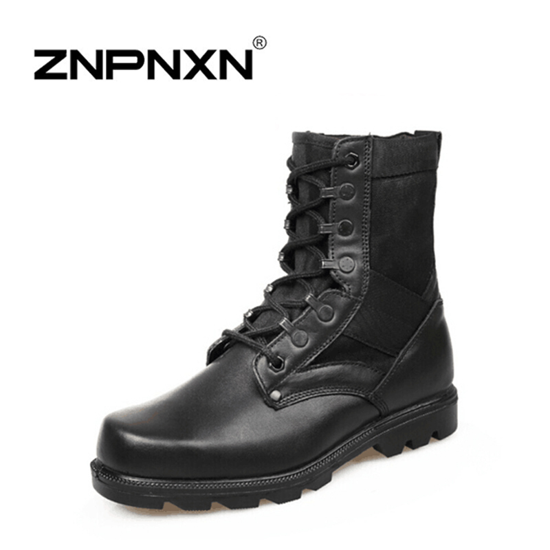 Combat Boots Military - Cr Boot