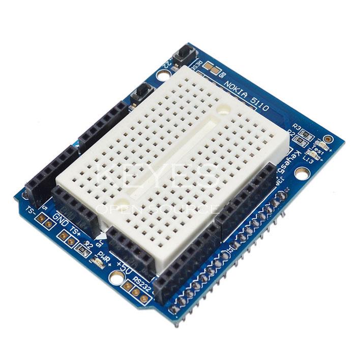 Prototype prototyping shield protoshield for arduino uno