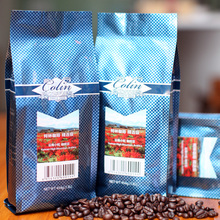 454g New Arrival AA Level Yunnan Small Seed Coffee Beans Fresh Roasted Blue Mountain Flavor Black