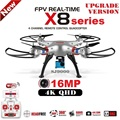 2016 New SYMA X8 X8C X8W X8G X8HG 6 Axis FPV RC Quadcopter With SJ9000 16MP