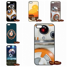For Samsung Galaxy S3 S4 S5 MINI S6 S7 Edge Note 3 4 5 iPhone 4 4S 5S 5 5C 6 6S Plus Star Wars BB8 R2D2 Robot BB-8 Case Cover(China (Mainland))