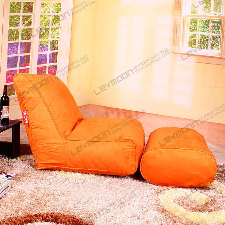 FREE SHIPPING bean bag lounger SUEDE making a bean bag cover animal print bean bag coversr retail and wholesale<br><br>Aliexpress